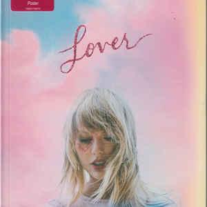 SWIFT, TAYLOR – LOVER – JOURNAL 3 (CD)