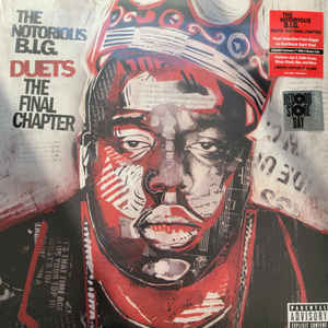 NOTORIOUS B.I.G. DUETS: THE FINAL CHAPTER RSD 2021 2-LP –  (LP)