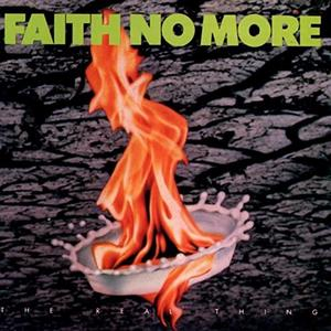 FAITH NO MORE – THE REAL THING (COLOURED) (LP)