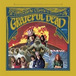 GRATEFUL DEAD – THE GRATEFUL DEAD (VINYL) (LP)