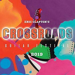 CLAPTON, ERIC – ERIC CLAPTON'S CROSSROADS GUITAR FESTIVAL 2019 (2xDVD)