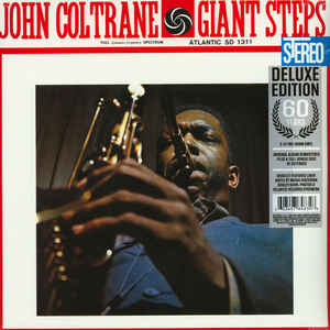 COLTRANE, JOHN – GIANT STEPS (60TH ANNIVERSARY DELUXE EDITION) (2xLP)