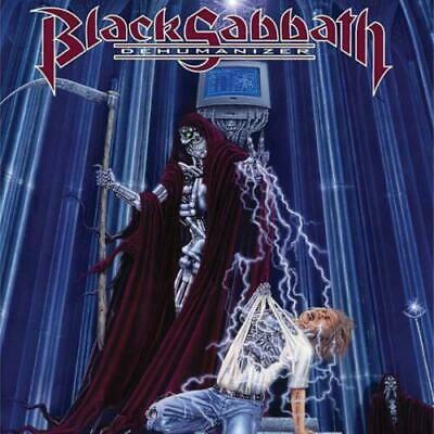 BLACK SABBATH – DEHUMANIZER (2xLP)