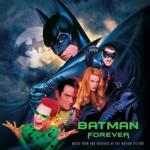 O.S.T. / VARIOUS – BATMAN FOREVER (2xLP)