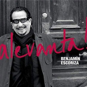 ESCORIZA, BENJAMIN – ALEVANTA (CD)