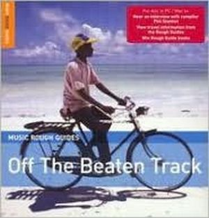 VARIOUS ARTISTS – OFF THE BEATEN TRACK – RG –  (CD)