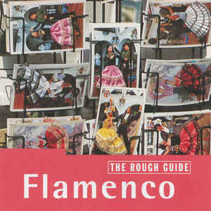 VARIOUS ARTISTS – ROUGH GUIDE TO FLAMENCO CD WMN 1015 (CD)