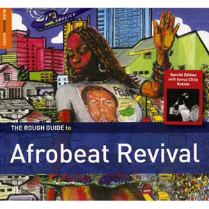 VARIOUS ARTISTS – ROUGH GUIDE AFROBEAT REVIVAL (2xCD)