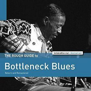 VARIOUS ARTISTS – ROUGH GUIDE TO BOTTLENECK BLUES (LP)