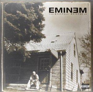 EMINEM – THE MARSHALL MATHERS LP (LP)