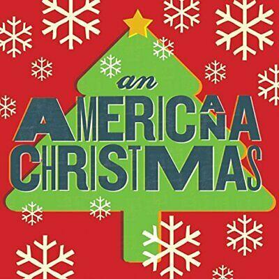 VARIOUS ARTISTS – AN AMERICANA CHRISTMAS (LP)