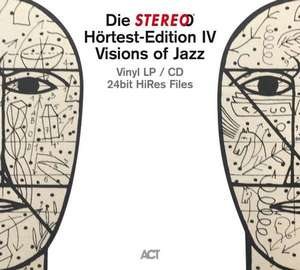 V/A – DIE STEREO HORTEST EDITION IV – VISIONS OF JAZZ (2xLP)