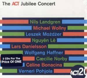 VARIOUS ARTISTS – ACT JUBILEE CONCERT (2xCD)