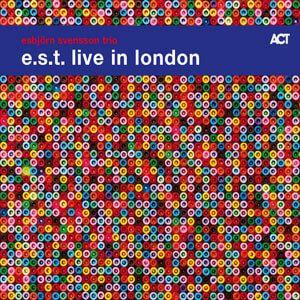 ESBJÖRN SVENSSON TRIO E.S.T.  – E.S.T. LIVE IN LONDON  (2xCD)