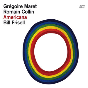 MARET, GREGOIRE/ROMAIN CO – AMERICANA (CD)
