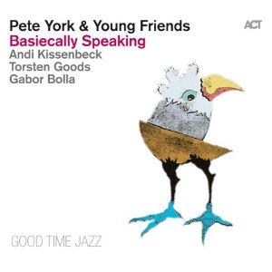 YORK, PETE – BASIECALLY SPEAKING (CD)
