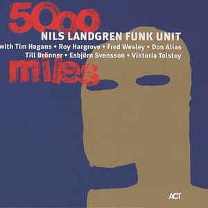 NILS LANDGREN – 5000 MILES (CD)