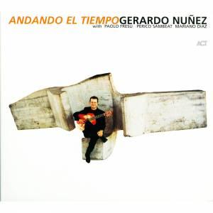 NUNEZ, GERARDO ANDANDO EL TIEMPO CD ACT 0094262 –  (CD)