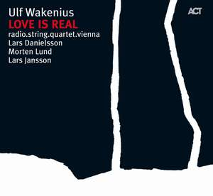 WAKENIUS, ULF – LOVE IS REAL -DIGI- (CD)