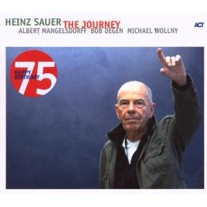 SAUER, HEINZ – JOURNEY (CD)