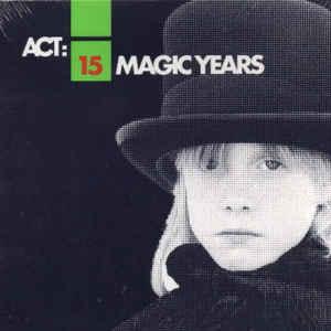 VARIOUS ARTISTS – ACT:15 MAGIC YEARS (CD)