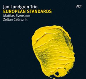 LUNDGREN, JAN – EUROPEAN STANDARDS (CD)