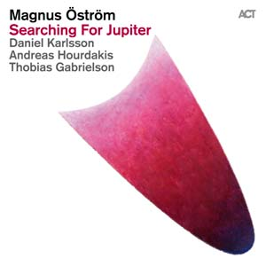 OSTROM, MAGNUS – SEARCHING FOR JUPITER (CD)