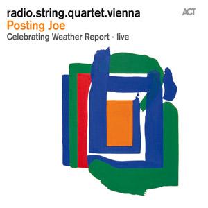 RADIO STRING QUARTET VIENNA – POSTING JOE (CD)