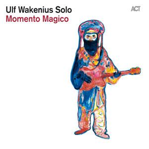ULF WAKENIUS SOLO  – MOMENTO MAGICO (CD)