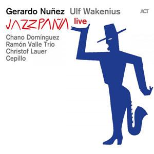 NUNEZ/WAKENIUS/DOMINGUEZ – JAZZPANA LIVE (CD)