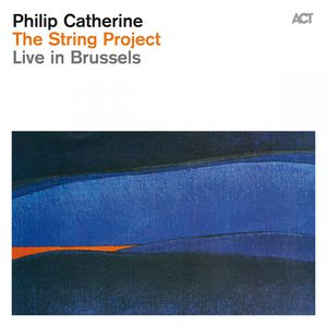 CATHERINE, PHILIP – STRING PROJECT-LIVE IN (CD)