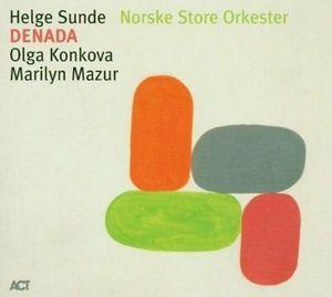 SUNDE, HELGE – DENADA (CD)