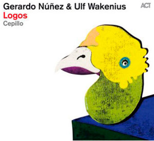 GERARDO NUNEZ & ULF WAKENIUS – LOGOS (CD)