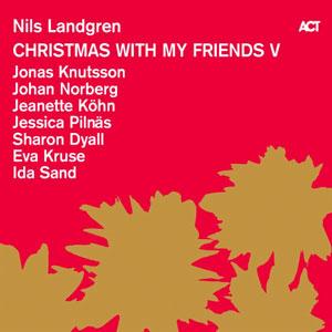 LANDGREN, NILS – CHRISTMAS WITH MY FRIENDS V (LP)