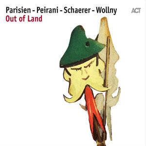 PARISIEN, EMILE & VINCENT – OUT OF LAND (CD)