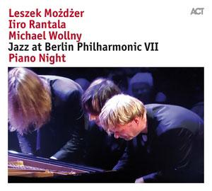MOZDZER, LESZEK/IIRO RANT – JAZZ AT BERLIN PHILHARMONIC VII (LP)