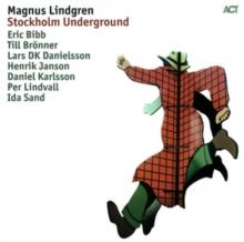 LINDGREN, MAGNUS – STOCKHOLM UNDERGROUND (LP)