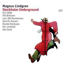 LINDGREN, MAGNUS – STOCKHOLM UNDERGROUND (CD)