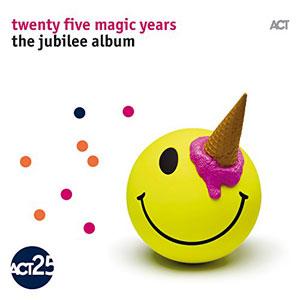 VARIOUS ARTISTS  – TWENTY FIVE MAGIC YEARS: THE JUBILEE ALBUM  (LP)