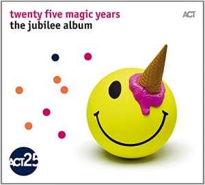 VARIOUS ARTISTS  – TWENTY FIVE MAGIC YEARS: THE JUBILEE ALBUM  (CD)