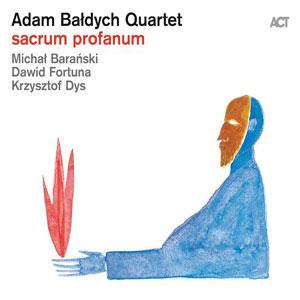 BALDYCH, ADAM -QUARTET- – SACRUM PROFANUM (CD)
