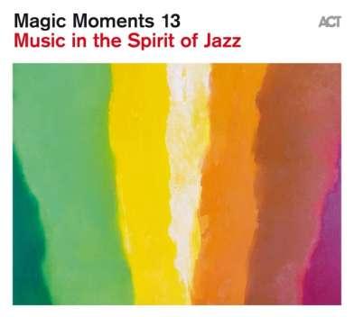 VARIOUS ARTISTS  – MAGIC MOMENTS 13 (CD)