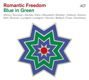 V/A – ROMANTIC FREEDOM – BLUE IN GREEN (CD)