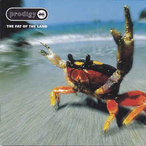 PRODIGY – FAT OF THE LAND (CD)
