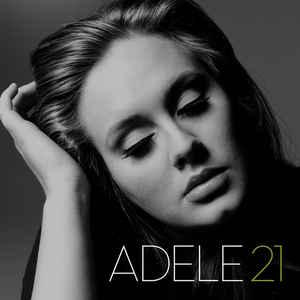 ADELE 21 CD BG VERSION X-ANIM –  (CD)