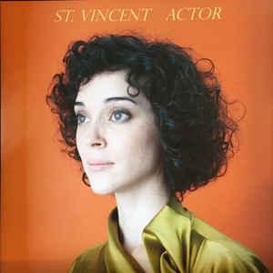 ST. VINCENT – ACTOR (LP)