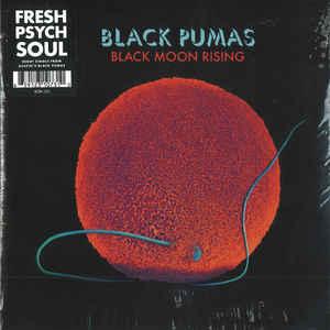 BLACK PUMAS – 7-BLACK MOON RISING (12in)