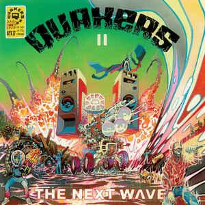 QUAKERS – II – THE NEXT WAVE (2xLP)