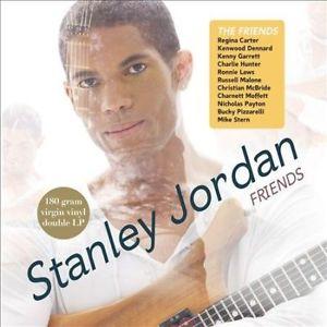 JORDAN, STANLEY – FRIENDS (2xLP)