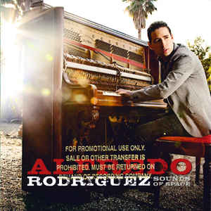 RODRIGUEZ, ALFREDO – SOUNDS OF SPACE (CD)